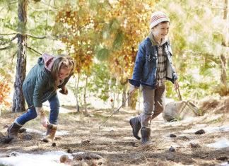 Wyjazd w góry z dziećmi - jak się przygotować?