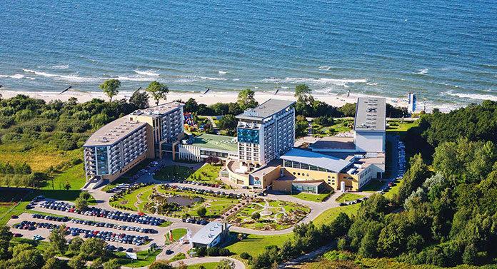 Top 5 hoteli nad samym Bałtykiem